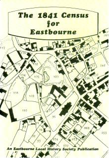 1841 Census for Eastbourne.