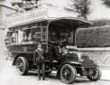 1903 First municipal bus service.