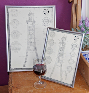 Beachy Head Lighthouse Plans